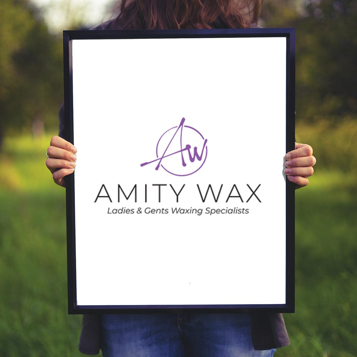 Amity Wax Logo